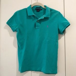 NWOT - Ralph Lauren Skinny Fit Polo - Size M